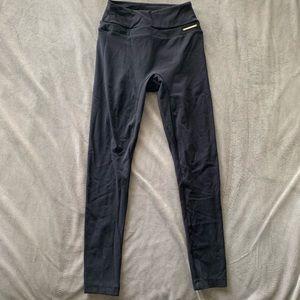 Gymshark x Whitney Simmons Leggings in black